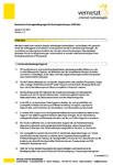 Besonderen Vertragsbedingungen für Beratungsleistungen (BVB-BeL)