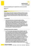 Besonderen Vertragsbedingungen für bereitgestellte Daten und Informationen (BVB-DI)