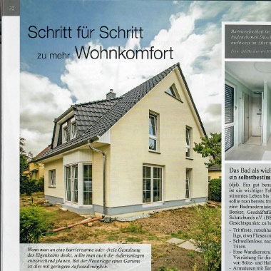 Strukturpur im Senioren Magazin Hamburg Oktober 2018
